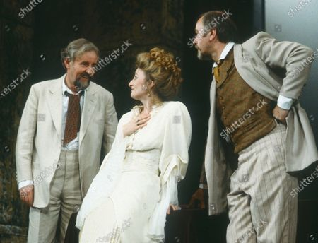 Editorial image of 'The Cherry Orchard' Play performed in London, UK 1991 - 15 Apr 2020