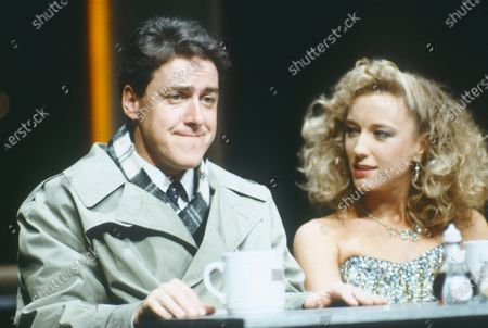 Editorial photo of 'Revengers Comedies' Play performed at the Strand Theatre, London, UK 1991 - 15 Apr 2020