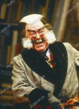 Editorial picture of 'The Wind in the Willows' Play performed at the National Theatre, London, UK 1991 - 15 Apr 2020