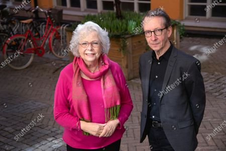 Editorial photo of Princess Christina of Sweden book launch, Stockholm, Sweden - 06 Apr 2020