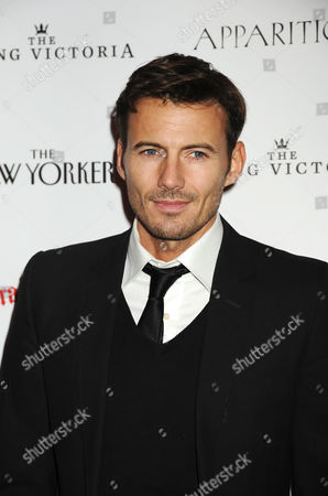 Editorial image of 'The Young Victoria' Cinema Society film screening, New York, America - 10 Dec 2009
