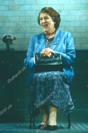 Stock Photo of Patricia Routledge