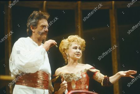 Editorial photo of 'Heartbreak House' Play performed at the Theatre Royal Haymarket, London UK 1992 - 16 Apr 2020