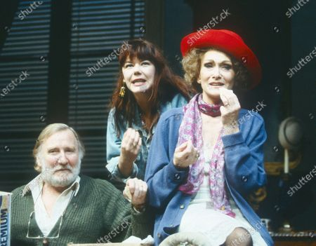 Leslie Phillips. Josie Lawrence. Sian Phillips