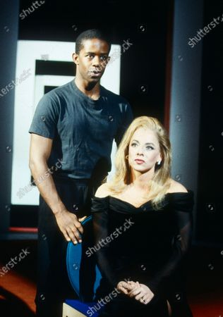 Adrian Lester. Stockard Channing