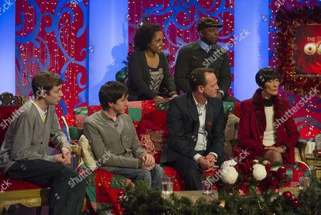 Editorial image of 'The Paul O'Grady Show' TV Programme, London, Britain. - 11 Dec 2009