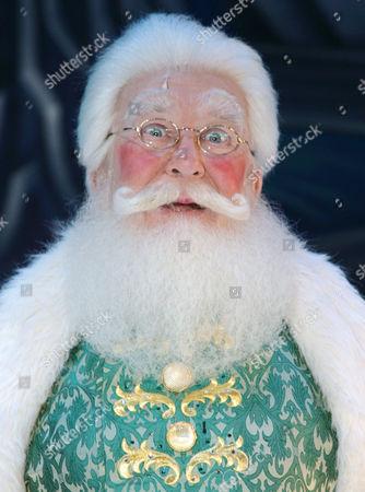 Roy Barraclough as Santa