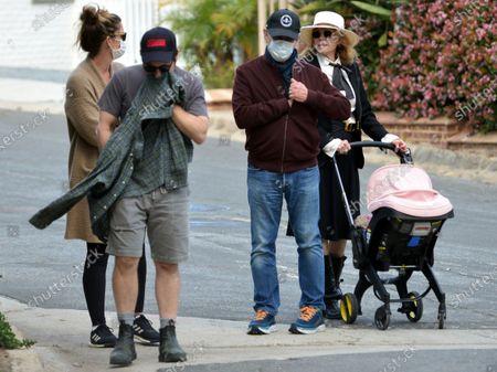 Exclusive - Steven Spielberg, JJ Abrams, Kate Capshaw and Katie McGrath