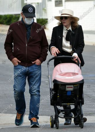 Exclusive - Steven Spielberg and Kate Capshaw