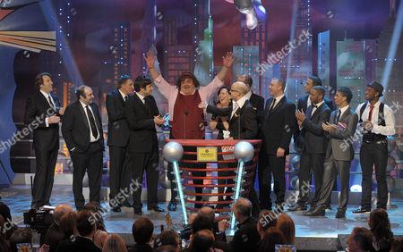 Editorial image of 'British Comedy Awards' 2009, London, Britain - 12 Dec 2009