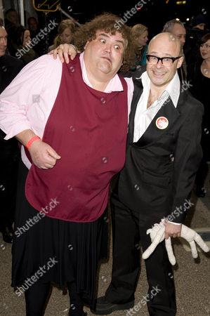 Editorial photo of 'British Comedy Awards' 2009, London, Britain - 12 Dec 2009