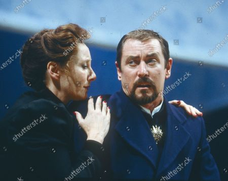 """Editorial image of """"A Winters Tale' Play performed by the Royal Shakespeare Company, UK 1991 - 17 Apr 2020"""