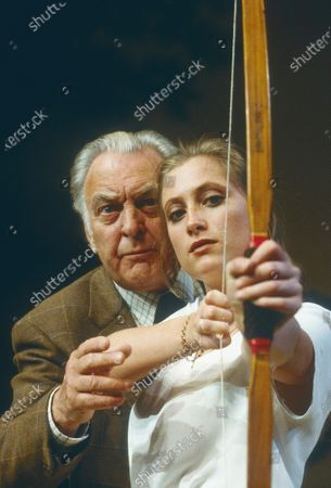 Editorial image of 'The Voysey Inheritance' Play performed at Chichester Festival Theatre, UK 1991 - 17 Apr 2020