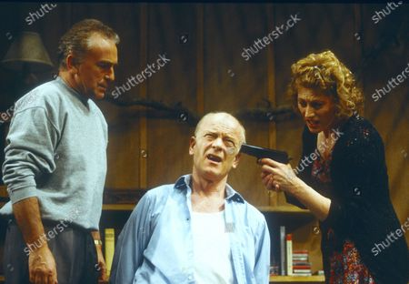 Editorial image of 'Death and The Maiden' Play performed at the Duke of Yorks Theatre, London, UK 1991 - 17 Apr 2020