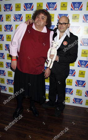 Editorial picture of 'British Comedy Awards' 2009, London, Britain - 12 Dec 2009