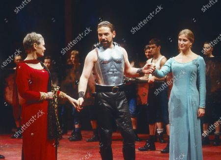 Editorial photo of 'Coriolanus' Play performed at Chichester Festival Theatre, UK 1991 - 17 Apr 2020