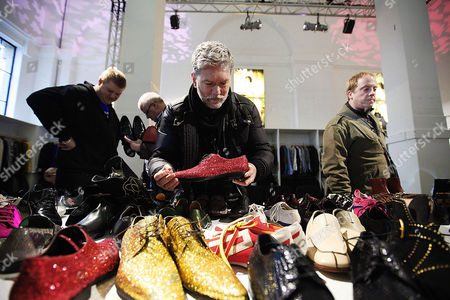 Adrian Perry Roberts looks at shoes