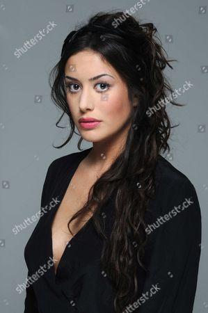 Stock Picture of Fanny Violette
