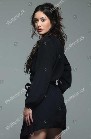 Stock Photo of Fanny Violette