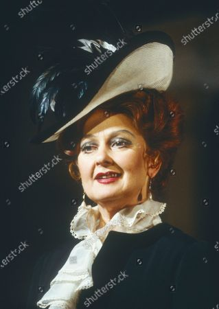 Stock Image of Anna Carteret