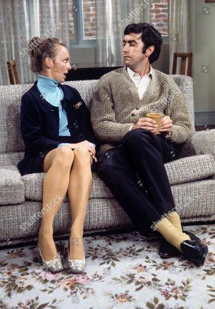 Jill Kerman and John Alderton