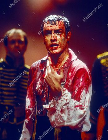 Editorial image of 'Coriolanus' Play performed by the Royal Shakespeare Company UK 1995 - 18 Apr 2020