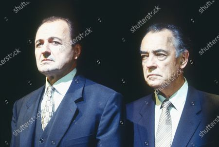 Editorial photo of 'Gangster No1' Play performed at the Almeida Theatre, London, UK 1995 - 18 Apr 2020
