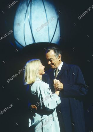 Stock Image of Sharon Duce. Richard Johnson