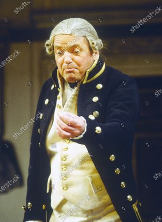Stock Image of James Bolam