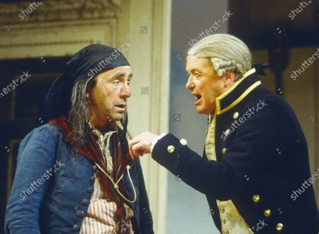 Andrew Sachs. James Bolam