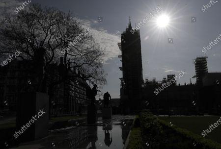 Editorial picture of Virus Outbreak , London, United Kingdom - 19 Apr 2020