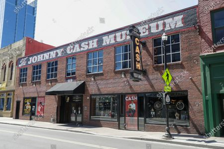 This, photo shows The Johnny Cash Museum in Nashville, Tenn