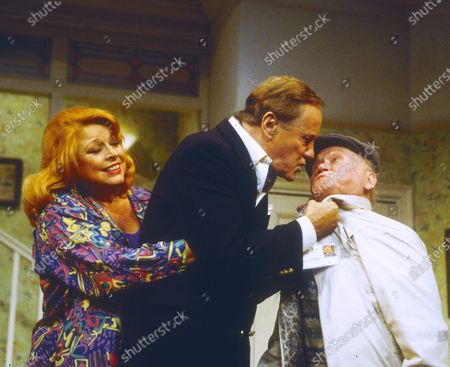 Editorial image of 'Funny Money' Play performed at the Playhouse Theatre, London, UK 1995 - 19 Apr 2020