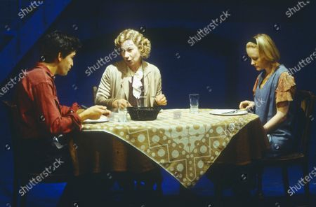 Editorial photo of 'The Glass Menagerie' Play performed at the Donmar Theatre, London, UK 1995 - 19 Apr 2020