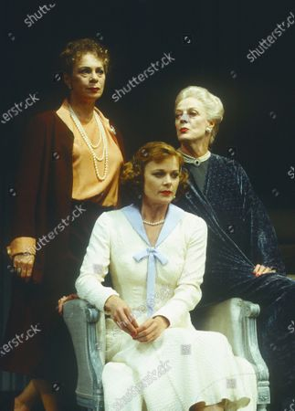 Sarah Kesselman. Samantha Bond. Maggie Smith