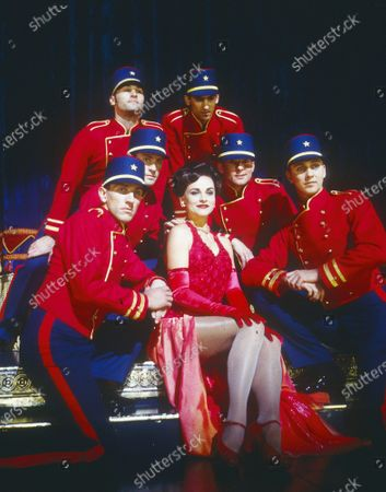 Editorial image of 'Jolson' Musical performed at the Victoria Palace Theatre, London, UK 1995 - 20 Apr 2020