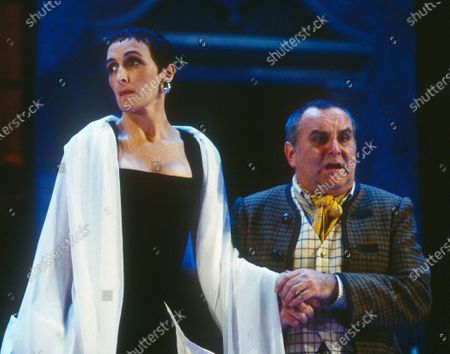 Fiona Shaw. Anthony McDonnell