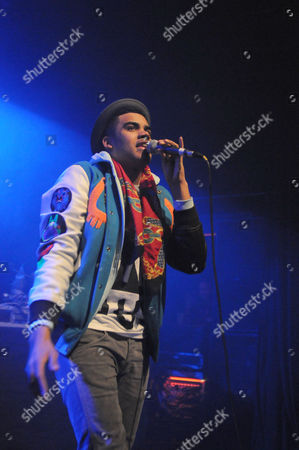 Editorial picture of Master Shortie in concert at Shepherds Bush Empire, London, Britain - 10 Dec 2009
