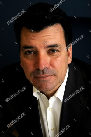 Stock Picture of Nicholas Cowell