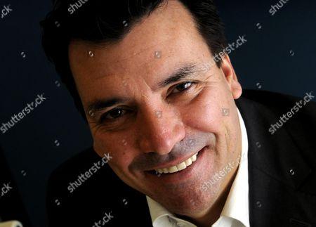 Stock Photo of Nicholas Cowell