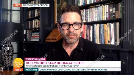 Stock Photo of Dougray Scott