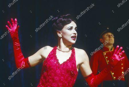 Stock Image of Sally Ann Triplett