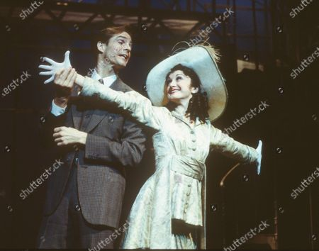 Editorial photo of 'Mack and Mabel;Musical performed in the Piccadilly Theatre, London, UK 1995 - 21 Apr 2020