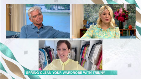 Phillip Schofield, Holly Willoughby, Trinny Woodall