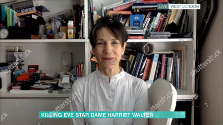 Stock Picture of Dame Harriet Walter