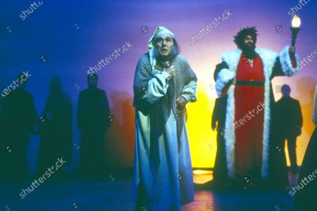 Editorial image of 'A Christmas Carol' Play performed by the Royal Shakespeare Company, UK 1995 - 23 Apr 2020