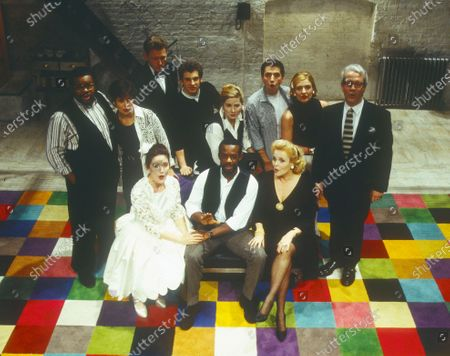 Centre.  Sophie Thompson Adrian Lester Sheila Gish