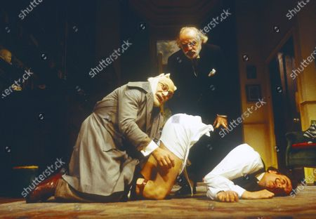 Editorial photo of 'Hysteria' Play performed at the Duke of York's Theatre, London, UK 1995 - 23 Apr 2020