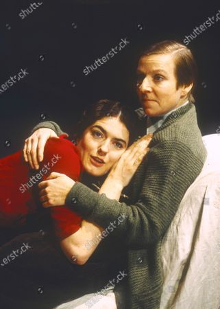 Stock Picture of Anna Chancellor. Selina Cadell