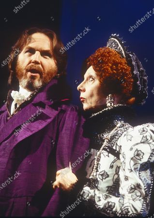 Editorial photo of 'Mary Stuart' Play performed at the Lyyttelton Theatre, National Theatre, London, UK 1996 - 23 Apr 2020